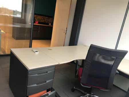 Bureau privatisé 11m²-1