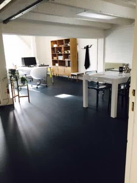 Bureau 34 m²-3