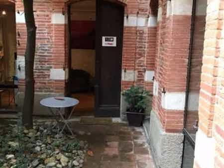 Bureau à pourvoir au coeur de Toulouse-2