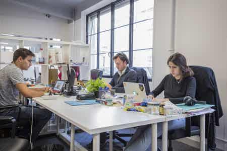 Coworking Bourse Sentier Opéra