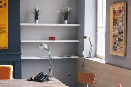 Espace de coworking - Bureau dédié LOFT