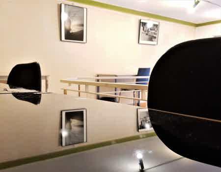 Espace en mezzanine et lumière naturelle