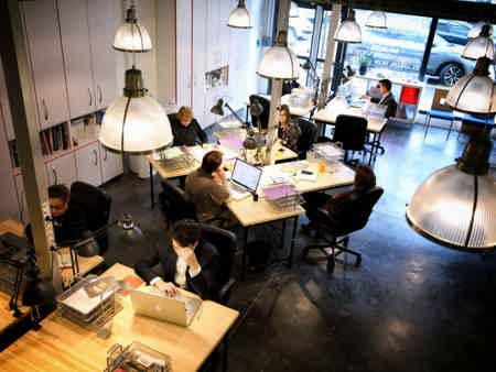 Places en Open Space à Bussy