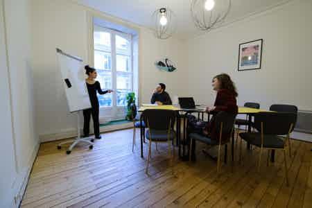 Coworking flexible & convivial Nantes !-4