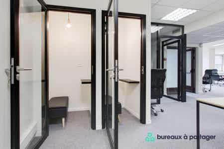 Bureau fermé - 131m2-2