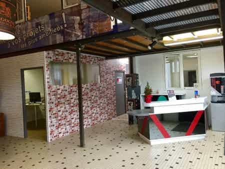 Bureau au sein d'un business center