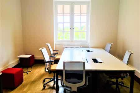 Espace privé - coworking 6 postes