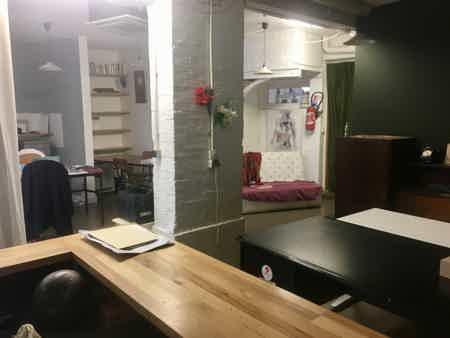Bureaux open space dans maison-6