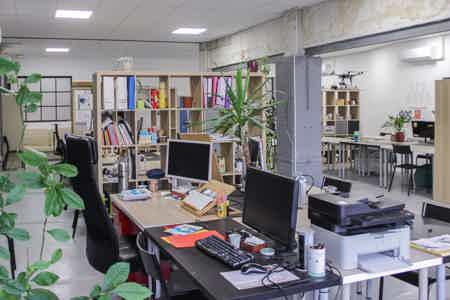 Bureaux & coworking