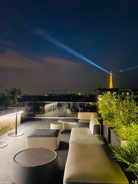 20 postes terrasse privée Champs Elysées-14