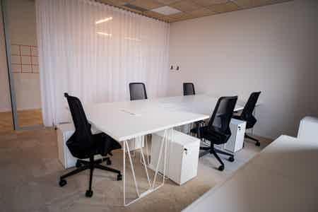 Bureau privatif pour 5 à Villeneuve d'Ascq