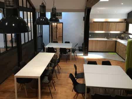 Salle de Réunion Cuisine 40 m2