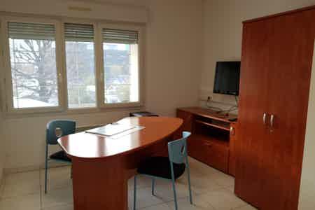 Bureau 16 m² - 1 pièce