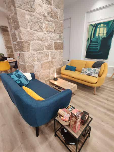 Le confort et la convivialité Nice centre-1