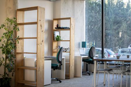 Espace de Coworking Ecoresponsable