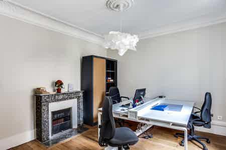 Bureau Privé de prestige Place Etoile-3