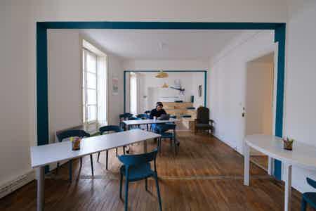 Coworking flexible & convivial Nantes !-1