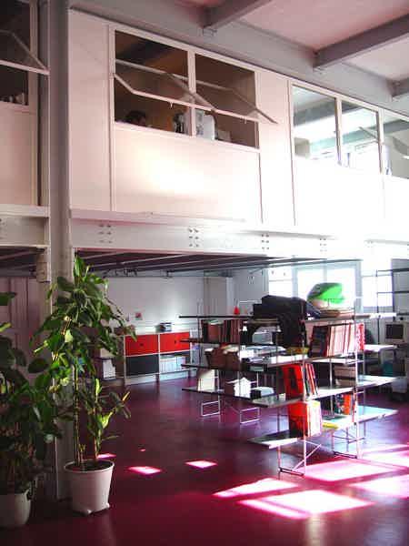 Espace 15 m2 dans un openspace