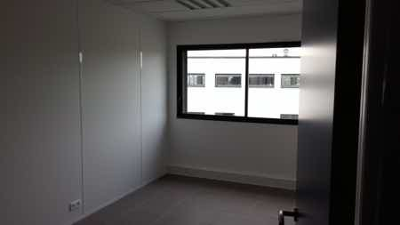 Location bureaux de 30 m² privatifs
