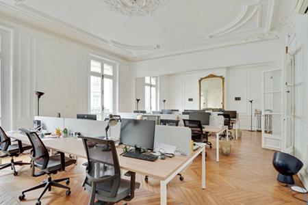 290 m² de bureaux indépendants et équipés