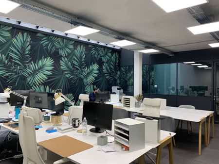 Poste privé en open space prox Prefecture-3