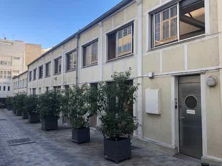 Location bureaux rue Lauriston 16ème-1