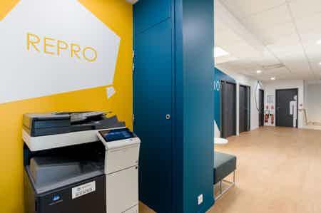 Bureaux Individuels neufs - 9 à 11 m²-2