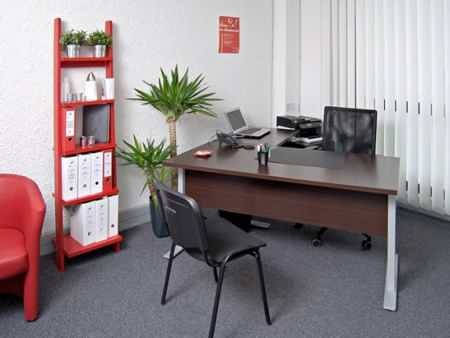 Beau bureau fermé de 10m2
