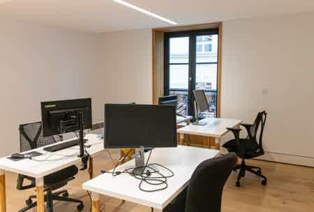 Bureaux 20 postes plug & play, Paris 02-4