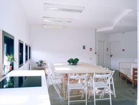 Poste open-Space, Parc de La Villette-2