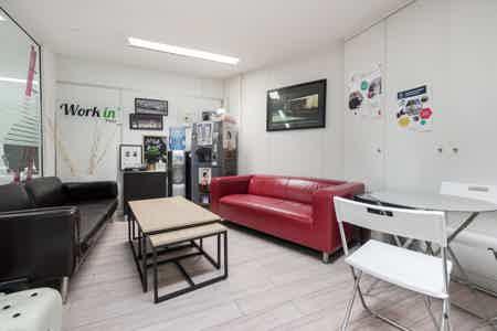 PROMO  : Bureaux en open space / ST-Lazare-8