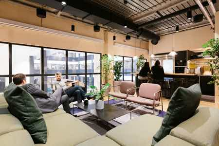 Bureau fermé - Coworking Standing