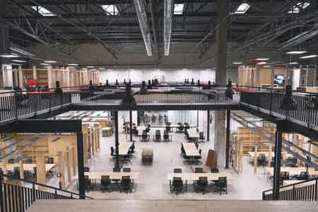Location d'espace de travail Lille centre