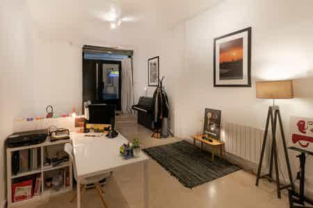 Bel espace de 50 m² en plein Beaubourg-5
