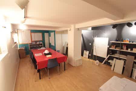 Locaux à partager loft LEVALLOIS CLICHY-2